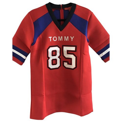 Tommy Hilfiger Red Dress