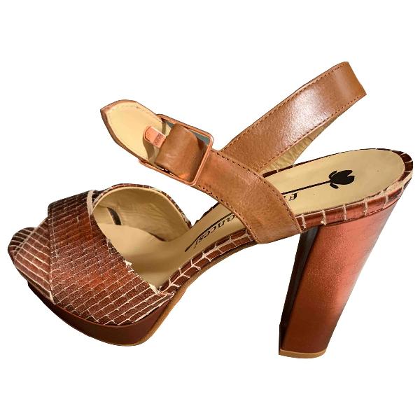 Fiorifrancesi Leather Heels