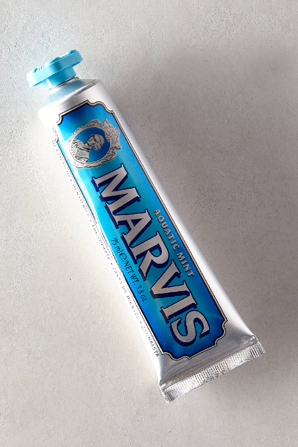 Marvis Toothpaste By  In Blue Size All