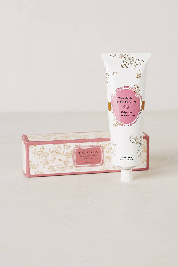 Tocca Hand Cream In Beige