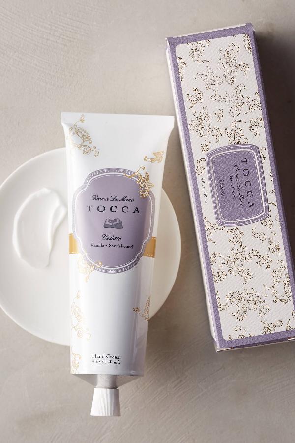 Tocca Hand Cream In Purple