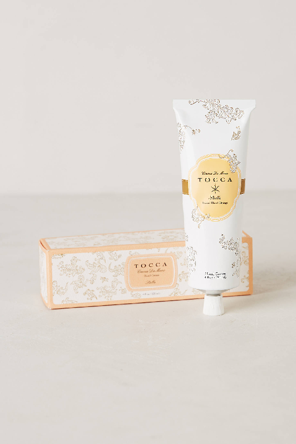 Tocca Hand Cream In Yellow