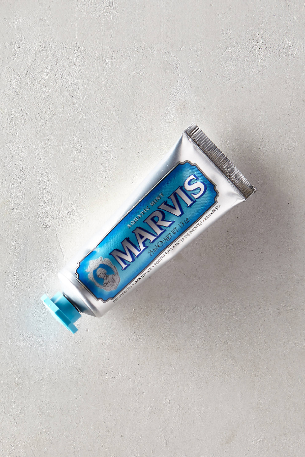 Marvis Toothpaste, Travel Size By  In Blue Size All