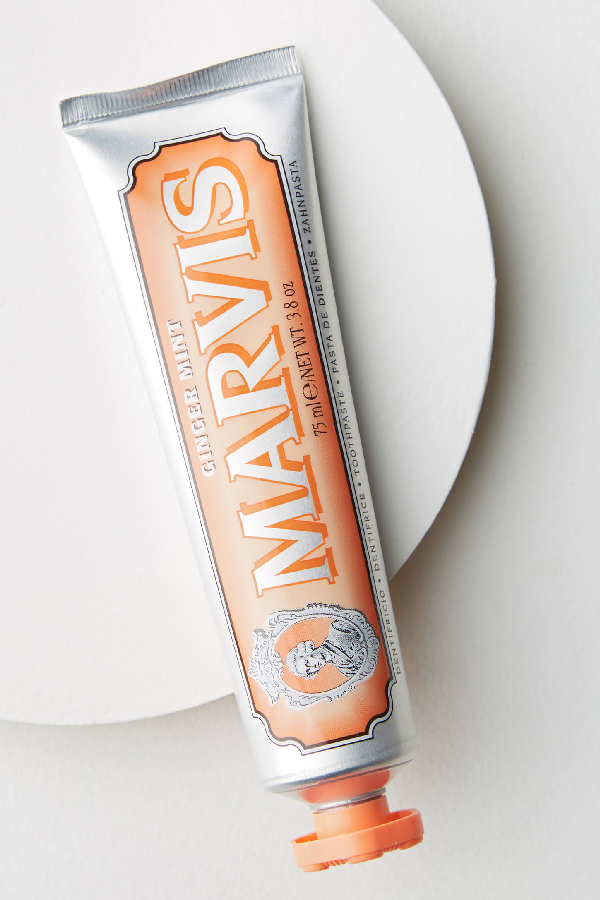 Marvis Toothpaste By  In Orange Size All