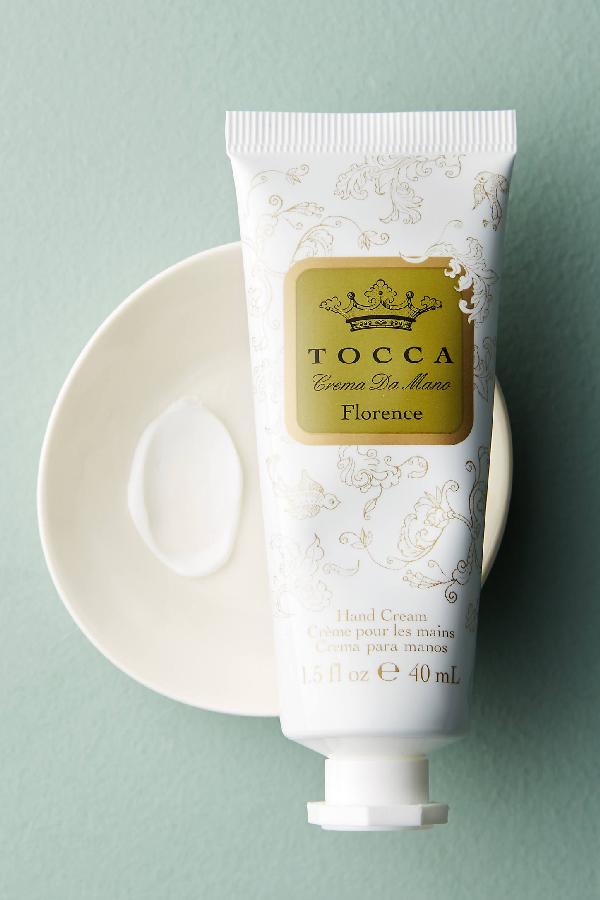 Tocca Mini Hand Cream In Green