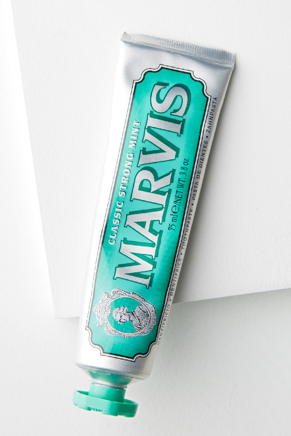 Marvis Toothpaste By  In Green Size All