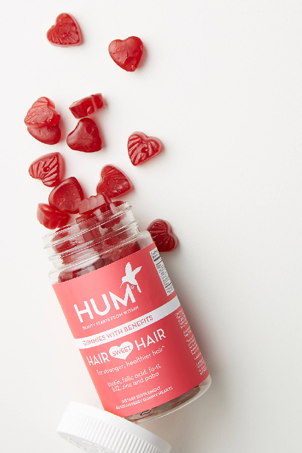 Hum Nutrition Hair Sweet Hair Supplement By  In Pink Size All