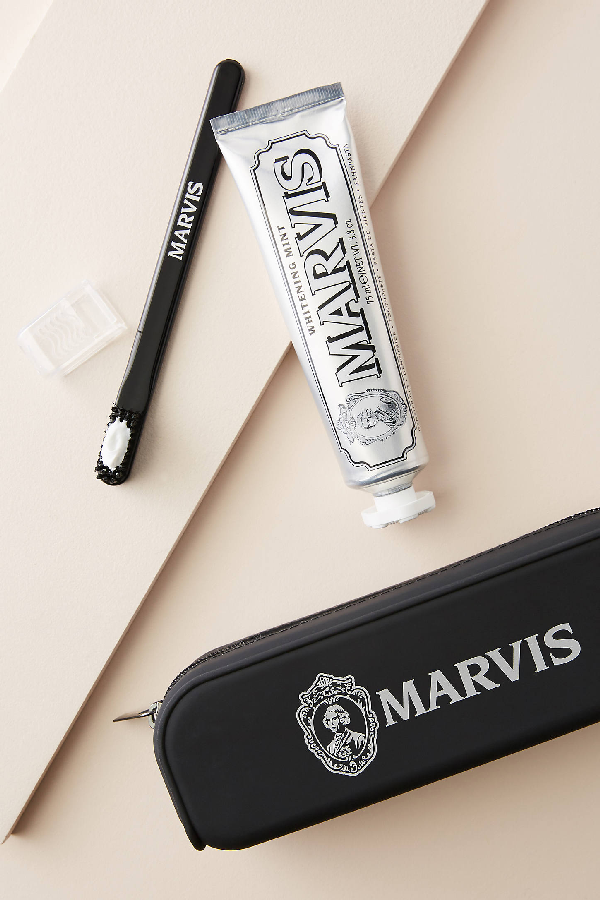 Marvis Toiletries Kit By  In Black Size All