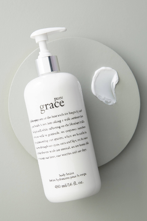 Philosophy Pure Grace Body Lotion In White