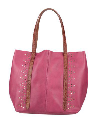 Nanni Handbag In Garnet