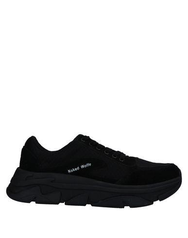 Naked Wolfe Sneakers In Black