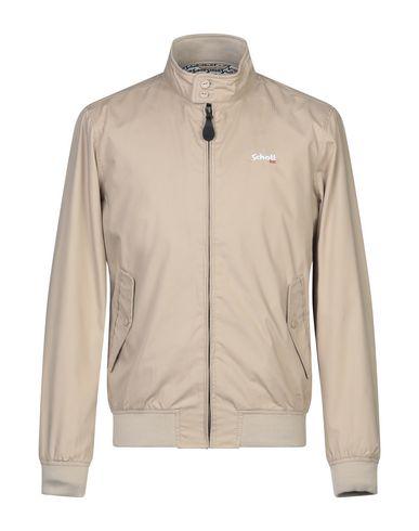 Schott Jacket In Beige