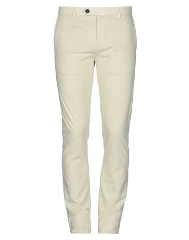 Novemb3r Casual Pants In Light Yellow