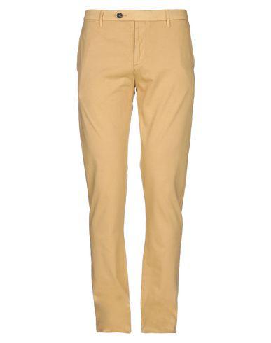 Novemb3r Casual Pants In Ocher