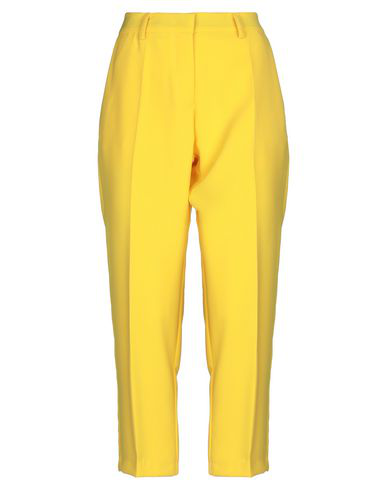 Hopper Casual Pants In Yellow