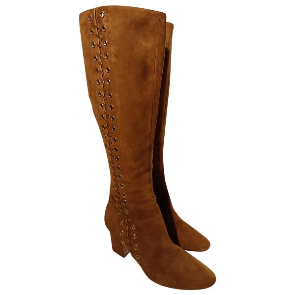 Tamara Mellon Suede Boots