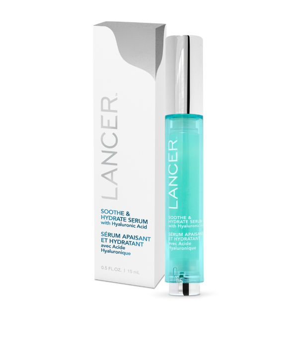 Lancer Soothe And Hydrate Serum In White