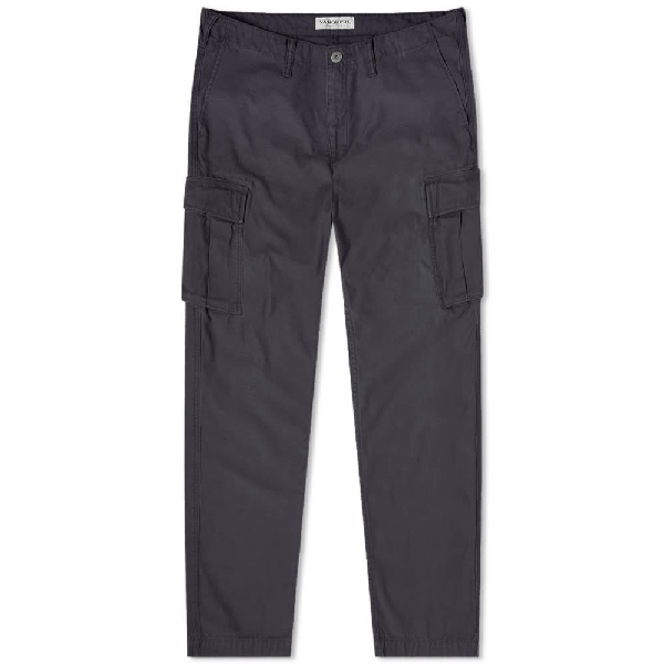 Vanquish Tapered Cargo Pant In Blue