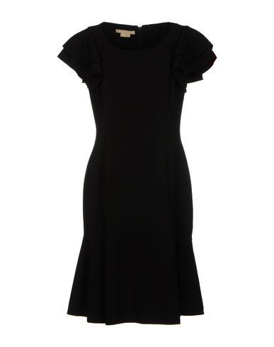 Michael Kors Knee-Length Dresses In Black