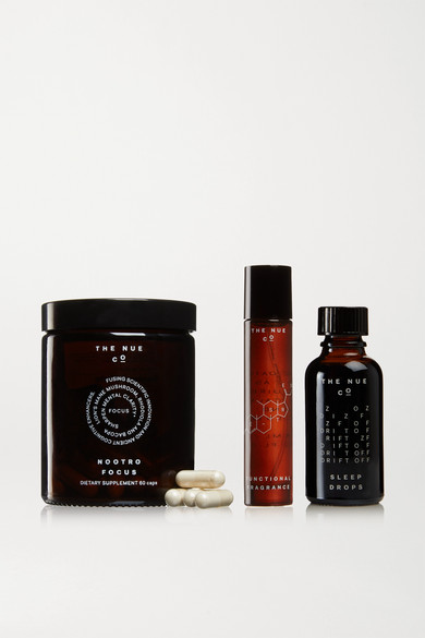 The Nue Co. Bio-hack Supplement Program In Colorless