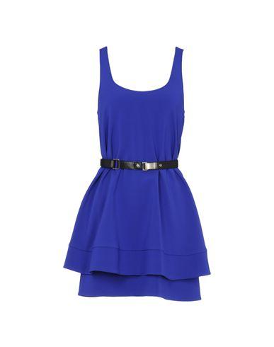 Proenza Schouler Short Dress In Blue