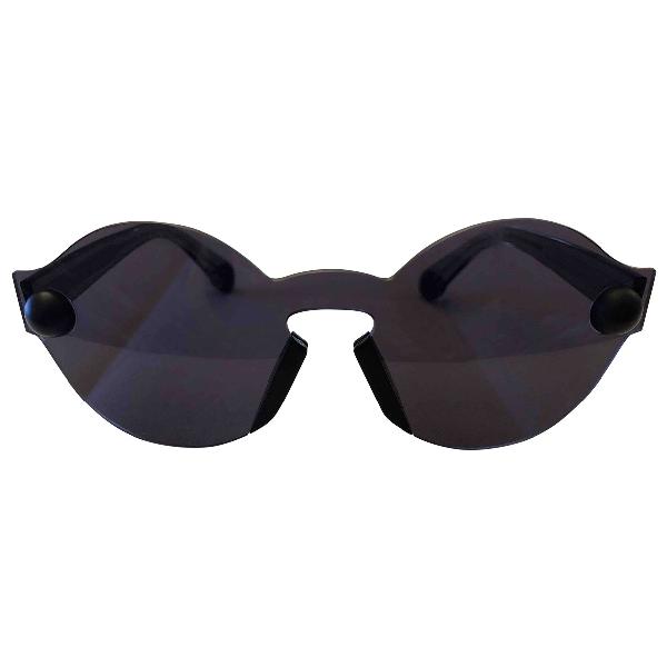 Christopher Kane Grey Sunglasses