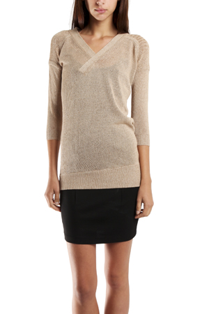 Vpl Women's  Sustentation Sweater In Taupe