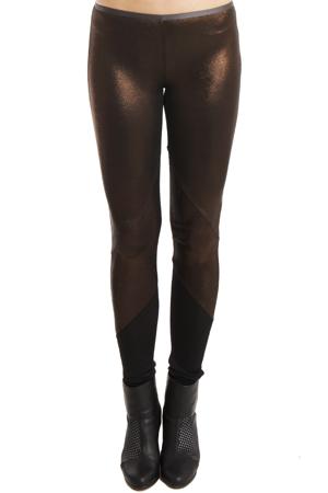 Vpl Women's  Bifractional Leggings In Black