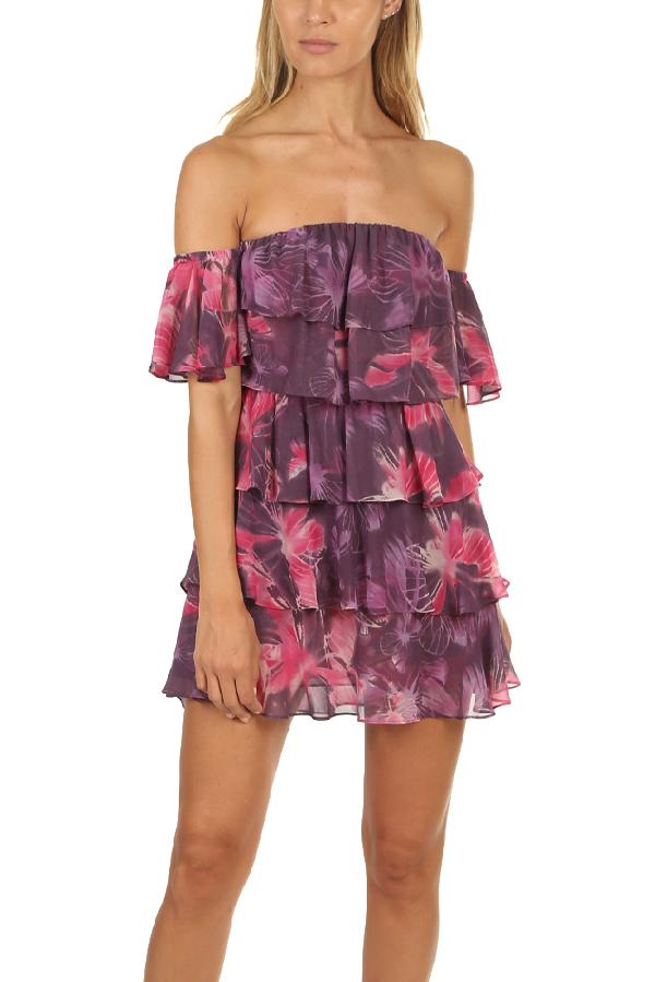Misa Women's  Los Angeles Lucila Dress In Purple