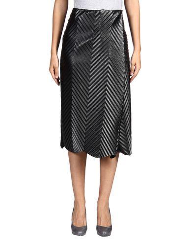 J.W.Anderson 3/4 Length Skirt In Black
