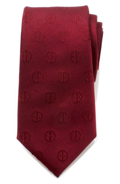 Cufflinks, Inc Deadpool Silk Tie In Red