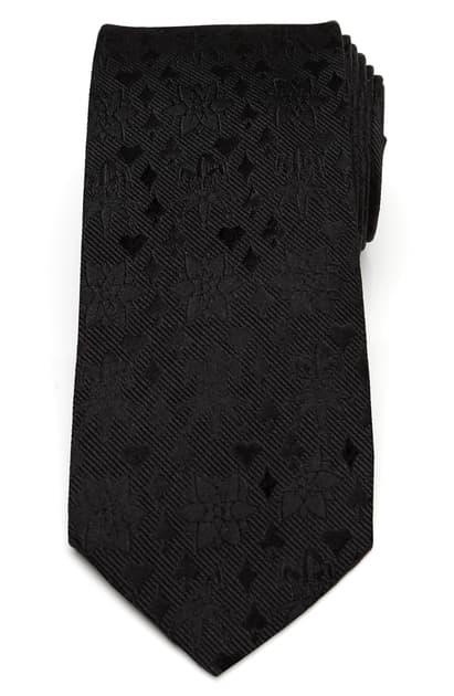 Cufflinks, Inc Joker Suits Silk Tie In Black