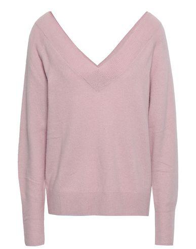 Line Cashmere Blend In Pink