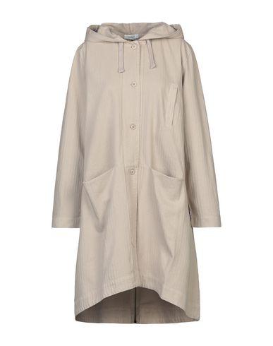 Crossley Full-length Jacket In Sand