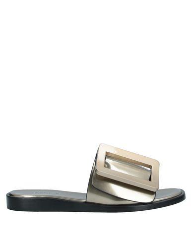 Boyy Sandals In Gold