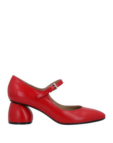 Carven Pump In Red