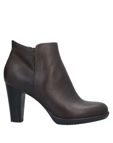 Pomme D'or Ankle Boot In Dark Brown