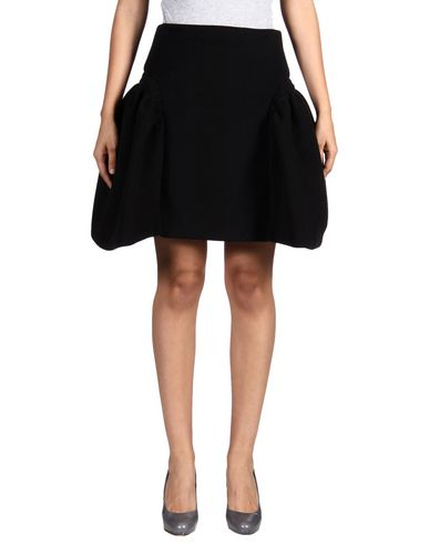 Simone Rocha Knee Length Skirts In Black