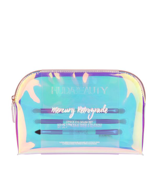 Huda Beauty Mercury Retrograde Brush Set In White