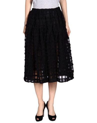 Simone Rocha Midi Skirts In Black