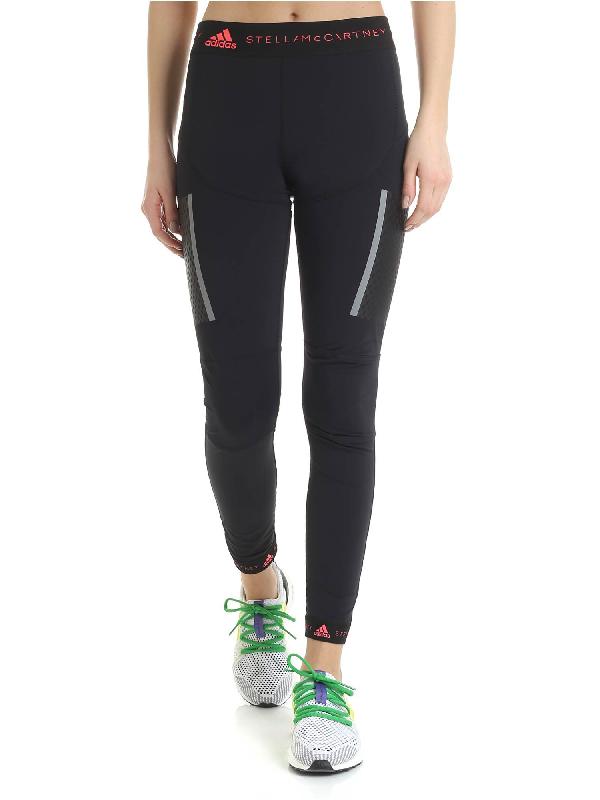 Adidas By Stella Mccartney Adidas Running Black Leggings