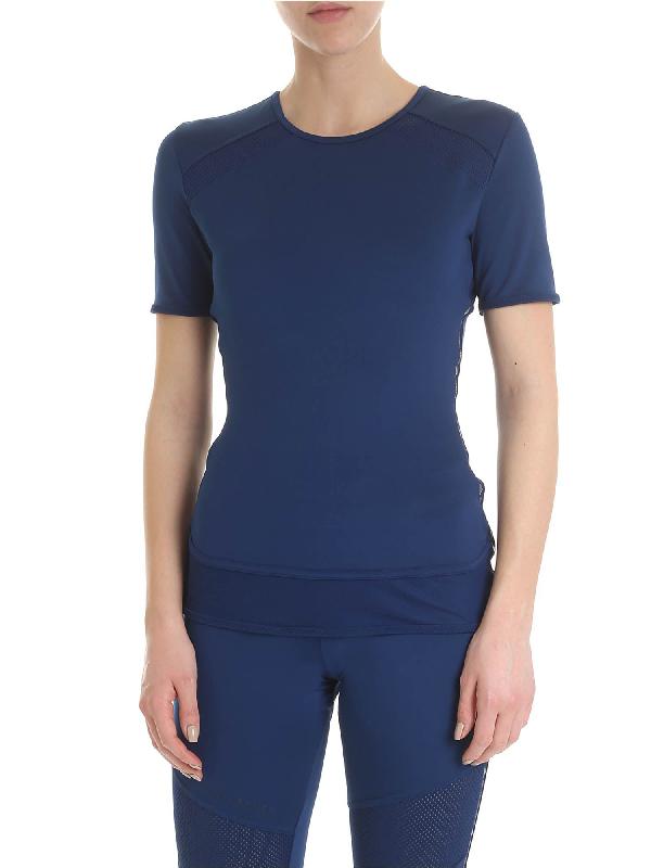 Adidas By Stella Mccartney Adidas Performance Essentials T-shirt In Blue