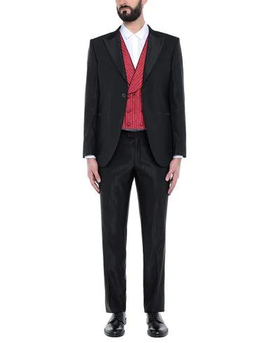 Romeo Gigli Suits In Black