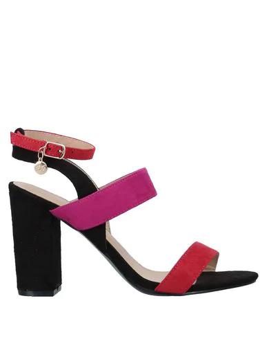 Romeo Gigli Sandals In Red