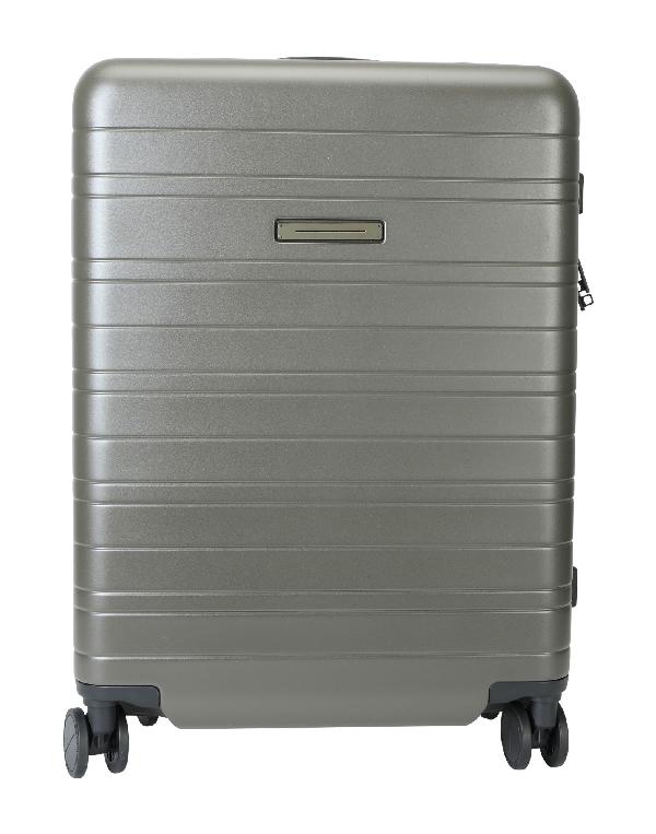 Horizn Studios Luggage In Military Green