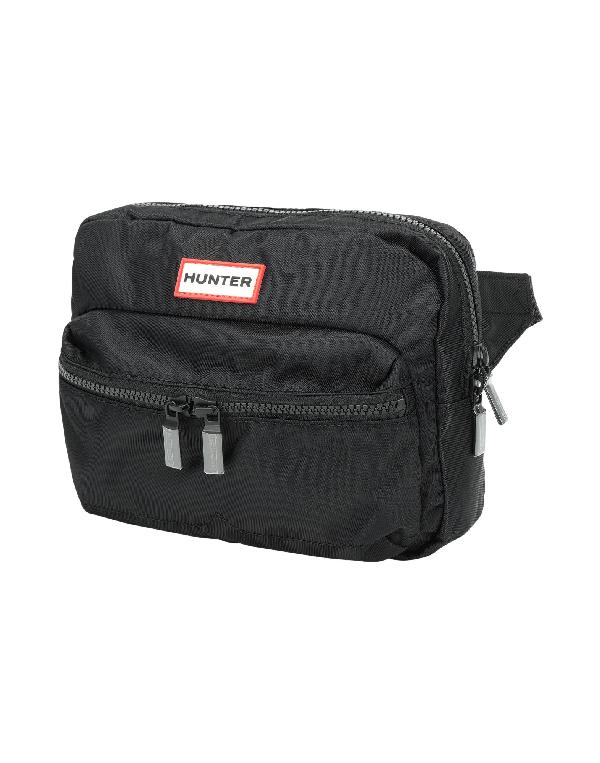 Hunter Backpacks & Fanny Packs In Black