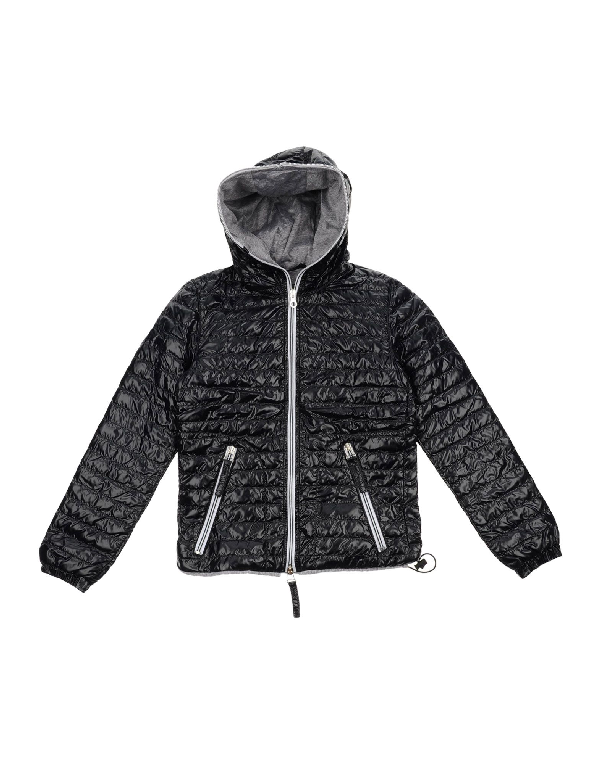 Duvetica Down Jackets In Dark Blue