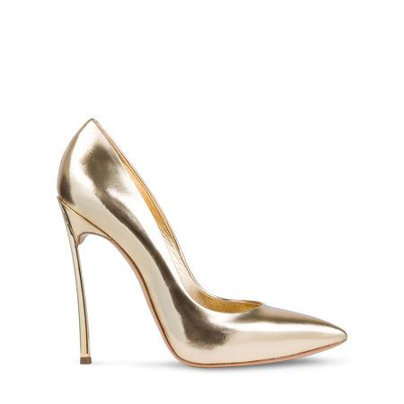 Casadei Blade Barbarella In Gold