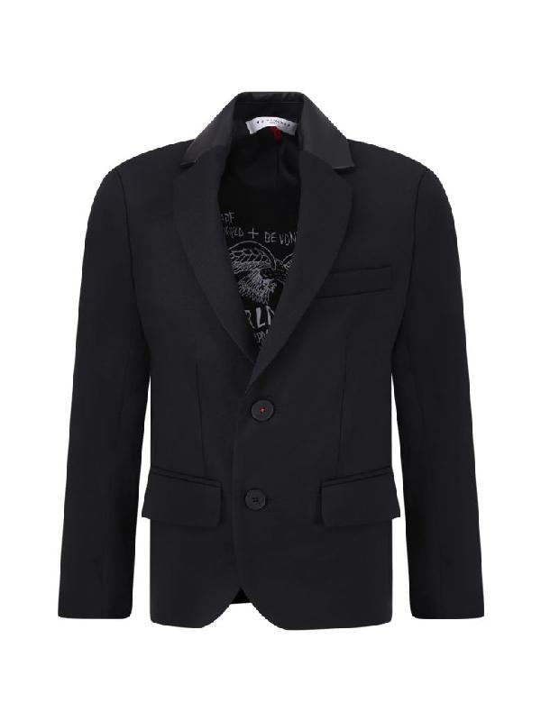 Givenchy Kids' Black Boy Jacket