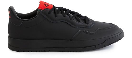 Adidas Originals By 424 424 Sc Premier Trainers In Black/black/scarlet
